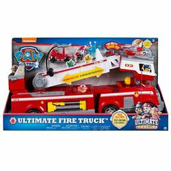 Paw Patrol Rocky's Total Team Rescue Recycling Truck with 6 Pups FAST SHIPPING!