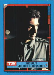 1991 Terminator II Judgment Day Stickers #39 Adult John Connor