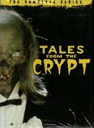 Tales from the Crypt: The Complete Series 20 DVD  Box Set New Free Shipping
