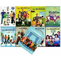 The Middle Complete Series Seasons 1-9 (DVD 27 Disc - Set) 1 2 3 4 5 6 7 8 9 NEW