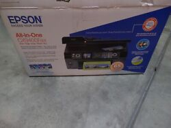 EPSON CX9400AF PRINTERFAXSCANNER & COPIER XLNT WORKINGCOSMETIC CONDITION USED $99.99