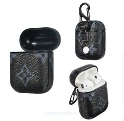 PU Leather Shockproof Protect Case Cover For Apple Airpods 1st 2nd and Pro $10.99