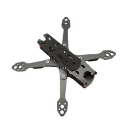 RC Quadcopter Carbon Fiber FPV Racing Drone Frame Replacement Parts 5 Inch 220mm $37.18