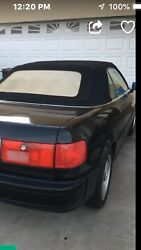 1997 Audi Cabriolet Parting Out.All Parts Available $20.00