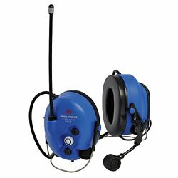 3M - MT7H7B4010-NA-50 - Electronic Ear Muff 25dB Blue $951.29