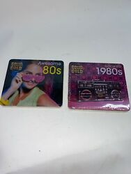 Solid Gold: Best of the 1980s  Awesome 80s CD Collector's Edition Tin Hair Band