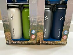 Thermoflask Stainless Steel 40 oz Water Bottle  Various Colors FREE SHIPPING $23.99