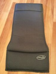 Evenflo Amp Turbo Booster REPLACEMENT Seat Cover Cushion Part Gray $7.99