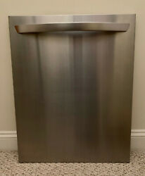 LG Dishwasher  Outer Door Panel - Stainless – Part Number: 3551DD1003L $75.00