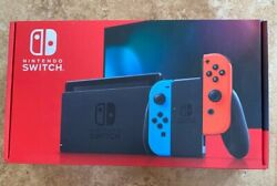 Nintendo Switch Console Blue-red Joy‑Con Free Delivery Usually Ships Same Day $392.80