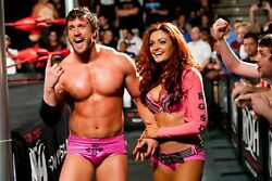 Maria Kanellis And Mike Bennett WWE  8x10 Picture Celebrity Print $3.99