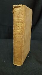 The Christian Philosopher Thomas Dick 1836 Science and Philosophy with Religion