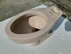 American Standard F 4049 Toilet Bowl Elongated Fawn Beige Classic Color 068