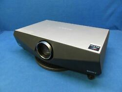 Sony VPL-FE40 3-LCD Multimedia Projector 4000 Lumens *Tested* $169.99
