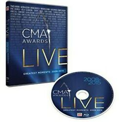 Cma Awards Live: Greatest Moments 2008 2015 **BRAND NEW BLU RAY