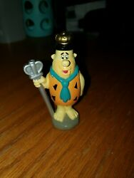 THE FLINTSTONES 1993 3 D CHESS GAME REPLACEMENT PIECE KING FRED $10.99
