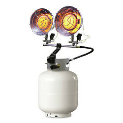 Portable Propane Radiant Heaters 20000 Btuh 15 h $138.57