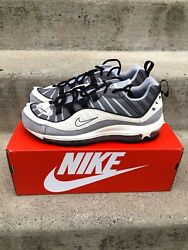 """*Dead Stock* Nike Air Max 98 """"Inside Out Wolf Grey"""" Size 9 $150.00"""