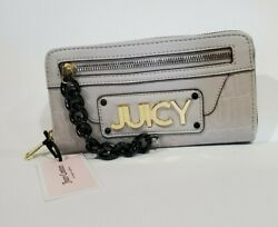 Juicy Couture Track Star Large Zip Around Wallet $29.00