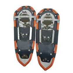 Atlas Snowshoes Model 1025 Orange for parts or repair. $39.95