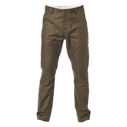 Fox Racing quot;Essexquot; Strecth Chino Pants Dirt Men#x27;s Relaxed Regular Fit Pant $53.95