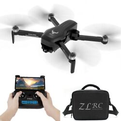 RC Quadcopter Drones with 5G WiFi FPV With 4K HD Camera 2-Axis Optical Fowl $249.72