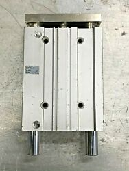SMC Pneumatic Compact Guide Cylinder MGPM50-150 $150.00