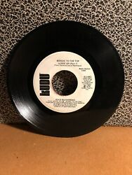 "1978 IDRIS MUHAMMAD 45RPM 7"" Single Kudu Records ""Boogie To The Top"" (J125)"