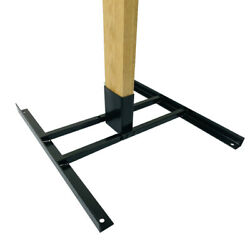 Highwild 2x4 Target Stand Base for AR500 Steel Shooting Targets Double T Shaped $37.99