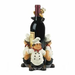 Italian Chefs All Around Wine Bottle Holder $49.25