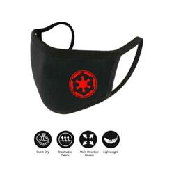 Star Wars Face Mask 100% Cotton, Washable | Ships from USA , Rebel Alliance $9.99