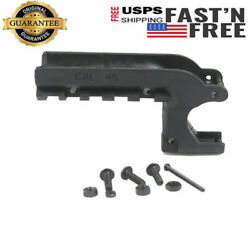 Tactical Picatinny Rail Mount Adapter For Clot 1911 M1911 Flashlight Mount $9.99