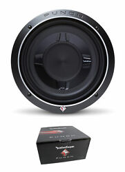 Rockford Fosgate 10quot; Punch P3S Shallow 600W Dual 2 Ohm Subwoofer P3SD2 10 $189.99