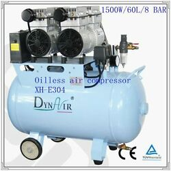 Dental Air Compressor Oil free low noise Suitable up to 3 dental chair DA 7002 $1320.00