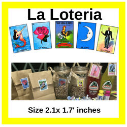 60 La Loteria Mexicana Fiesta Party. For Goodie Bags Centerpieces amp; Party Favors $8.00