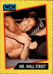 1991 Impel WCW #83 Mr. Wall Street $0.99