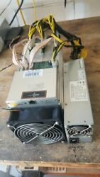 Lot of 50x Bitmain Antminer S9 units 13.5 TH with power supplies