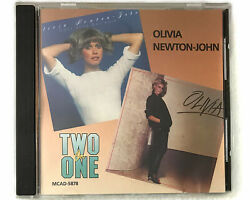 Olivia Newton John Totally Hot & Don't Stop Believin' Japan MCA Two On One CD