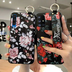 Hand Strap Print TPU Case Cover For Samsung Galaxy A51 Note 8 S20 A30S S10 Plus $4.79