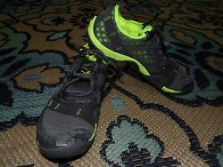 New Balance Womens Size 9.5 Minimus 10 V1 Trail Running Shoe Magnet Lime glo $60.00