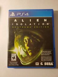 Alien: Isolation Nostromo Edition (Sony PlayStation 4 2014) PS4 $28.00