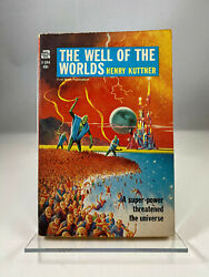 The Well of the Worlds by Henry Kuttner 1965 Paperback $4.99