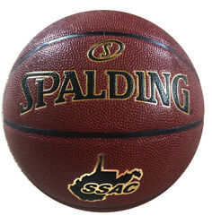 Spalding TF 1000 SSAC Basketball 29.5quot; NFHS Indoor Elite Play Composite Leather $37.74