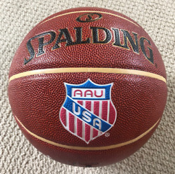 Spalding TF 1000 AAU Basketball 28.5quot; NFHS Indoor Elite Play Composite Leather $34.97