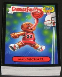 2015 Garbage Pail Kids 30th Anniversary**Lot of 54 Black Border**Michael Jordan $65.00