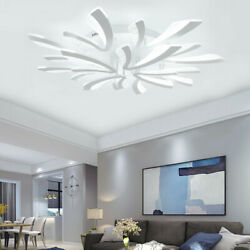 LED Ceiling 12 Light Remote control Living Room Ceiling Lamps Chandelier Fixture $59.99