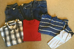 Lot Of Youth Boys Size 12 Clothing Very Nice $25.00