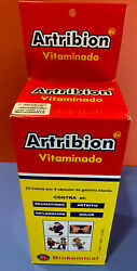 Artribion Vitaminado 80tab Dolor De Artritis Help For Bone And Joint Health $39.99