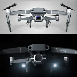 Extended Landing Gear Support Protector w/LED Light For DJI MAVIC Air 2 Drone $14.98