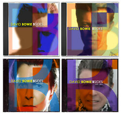 DAVID BOWIE 8 CD B-Sides & Unreleased Tracks 149 songs Incredible Collection $34.99